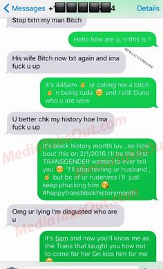WOOOOOOOW!! This TRANS-WOMAN Is Really OUT OF LINE . . . Look How She TOLD THIS WOMAN . . . That She's Sleeping With HER HUSBAND!!!