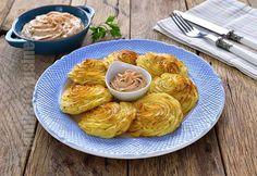 Cartofi duchesse - reteta video