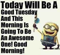 Have a Great Day #sandyinmiami #positivevibes #tuesdaymorning #miamirealestate Have a Great Day #sandyinmiami #positivevibes #tuesdaymorning #miamirealestate