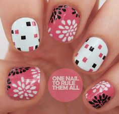 One Nail To Rule Them All: Nail Girls Nail Art and GIVEAWAY