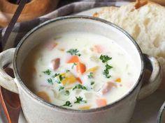 たっぷり野菜チャウダー✽(ミルクスープ)の画像