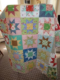 Swing Kitten: A Quilted Finish