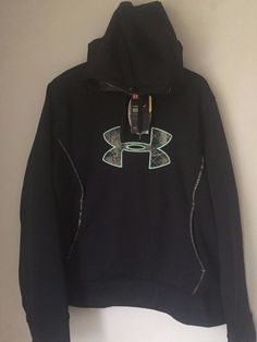 NEW Under Armour Storm Women's Hunting Hoodie in Caliber 1247106 2XL XXL #UnderArmour #Hoodie