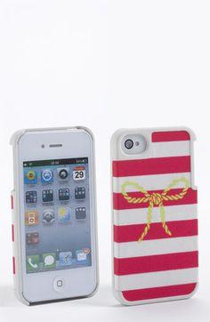 Incipio 'Nautical' iPhone 4 & 4S Case   #Nordstrom