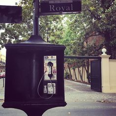 What in tarnation is this contraption #neworleans #frenchquarter #royalstreet #payphone by thalianation
