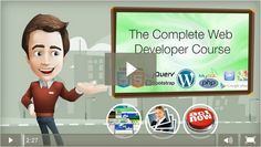 zhannadesign direction: The Complete Web Developer Course for 87% off