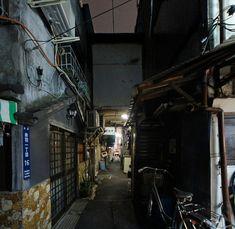 夜散歩のススメ「赤羽駅前の脇通り」東京都北区
