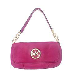 Michael Kors Fulton Leather Small Chain Shoulder Flap Bag, Fuschia Michael Kors http://www.amazon.com/dp/B00LNAS468/ref=cm_sw_r_pi_dp_DRwVtb0PXCZFD0PA