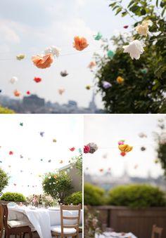 lantern garden party daylight - Google Search