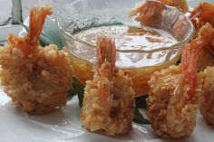 this is the ONLY, and I mean ONLY, seafood I will EVER eat. Beer Battered Coconut Shrimp with Orange Ginger Marmalade. Baked Coconut Shrimp, Coconut Shrimp Recipes, Shrimp Recipes Easy, Fish Recipes, Seafood Recipes, Appetizer Recipes, Coconut Prawns, Fish Dishes, Seafood Dishes