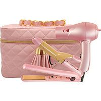 Chi - Online Only Blushing Beauty Hair Tools Travel Set in  #ultabeauty