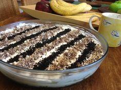 Γλυκό ψυγείου με μπανάνα (στα γρήγορα)