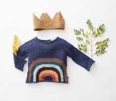 Oeuf 2016 Rainbow Sweater https://www.oeufnyc.com/