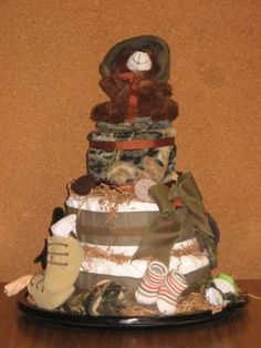 camo baby shower ideas for boys | Baby/Gift/Shower/