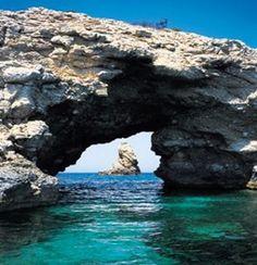Gavdos island, Griekenland