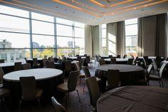 Vinci Hall Interior at 4 Seasons Hotel Hall Interior, Interior Design, Wedding Venues Toronto, Fine Hotels, Four Seasons Hotel, Building, Room, Furniture, Home Decor