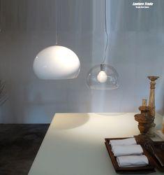 Kartell Lamp led small fly, kartell online