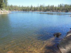 Woods Canyon Lake, AZ