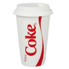 Mug Coke Branca