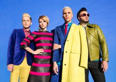 """Neon Trees - """"Sleeping With A Friend"""""""