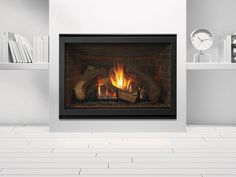 Heat and Glo 8000 Series Gas Fireplace
