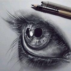 Pencil drawings, pencil drawing tutorials, art tutorials, drawing eyes, p. Eye Pencil Drawing, Realistic Pencil Drawings, Pencil Drawing Tutorials, Art Tutorials, Cool Drawings, Drawing Eyes, Eyeball Drawing, Realistic Eye Tattoo, Human Drawing
