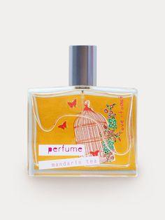 Mandarin Tea Perfume | Love and Toast – Love & Toast