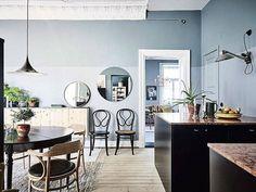 scandinavian instagrams to follow light gray living room