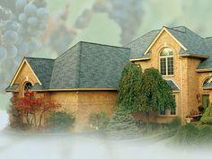 Best Gaf Timberline American Harvest Appalachian Sky Home Gaf 400 x 300