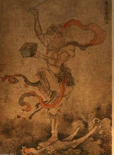 까마구둥지 : 잊혀진 우리의 천둥신, 뇌공신雷公神 (자주 쓰이길)