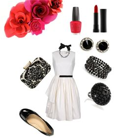 """""""Untitled #1"""" by michelle-beaty on Polyvore"""