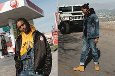 BAPE revela coleção baseada em jeans vintage Jeans Vintage, Bape, Streetwear, Bomber Jacket, Jackets, Fashion, Brazil, Street Outfit, Down Jackets