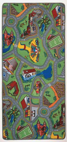 Target Rugs My Hometown Play Carpet