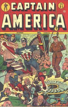 Captain America Comics #51
