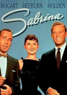 Sabrina (1954) Industrious tycoon Linus Larrabee (Humphrey Bogart) has no room for love in his appointment book until a burgeoning romance between his libertine brother, David (William Holden), and the family chauffeur's daughter, Sabrina Fairchild (Audrey Hepburn), jeopardizes Linus' pending business merger. At that point, the workaholic CEO clears his calendar to derail the romance. This Billy Wilder classic collected an Academy Award for Best Costume Design.