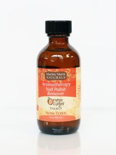 Nail polish remover that is good for your nails!! Non toxic and all Natural! Just used it and I love it! And the smell :)