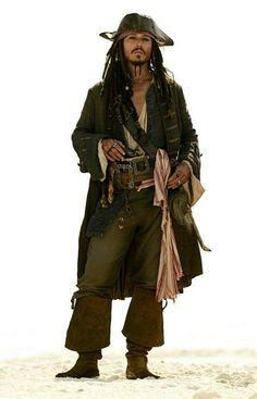 Captain Jack Sparrow captain of the Black Pearl is a fictional character in the…
