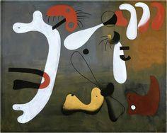 Peinture, Joan Miro,1934