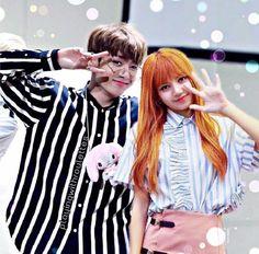 LISKOOK Lisa and jungkook BTS couple