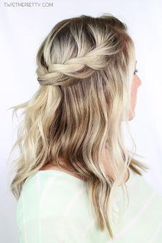 7 Beautiful Braids for Summer - Twisted Crown