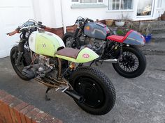 Cafe racers by kevils speed shop CAFE RACERS