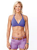 Dara Torres's Secrets for a Healthier Life  As she goes for her sixth Olympics, the gorgeous gold medalist shares how she got these abs, how she gives herself a break, and what's inspiring her this time around.