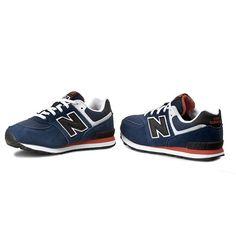 Sneakers NEW BALANCE - KL574MTG Albastru