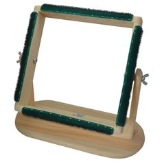 ... As This Hooking Frame Is Made By Maine Furniture Maker Ron Adams To Our  Specifications, ...