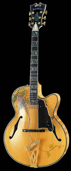 D'Angelico NEW YORKER NYL-2 100th Anniversary