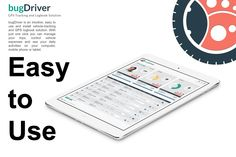 with #bugDriver managing your logbook and tracking your vehicle has never been easier