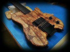 Alan Holdsworth Signature! #Guitar #ElectricGuitar #KieselGuitars #CarvinGuitars #GuitarPorn #CustomGuitar