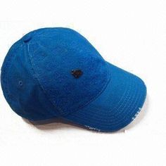 Baseball Cap, Made of Cotton, Customized Logos and Specifications are Accepted