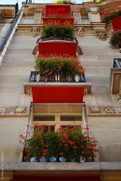 Hôtel Plazza Athénée ~ 25 avenue Montaigne ~ Paris