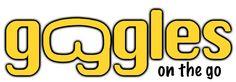 Goggles on the Go logo.